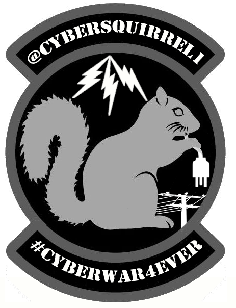 CyberSquirrel1 Unit Patch